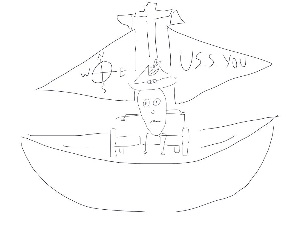 Couch Potato Captain